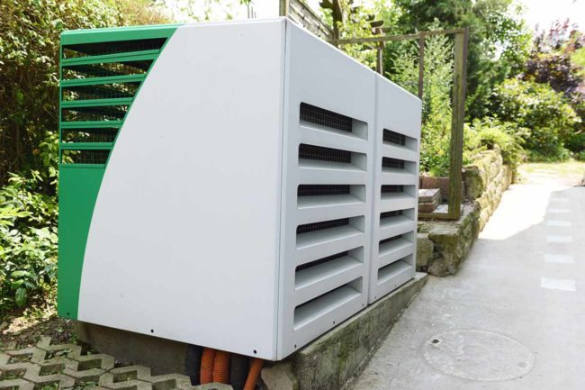 Luft-Wasser-Waermepumpe-Funktion