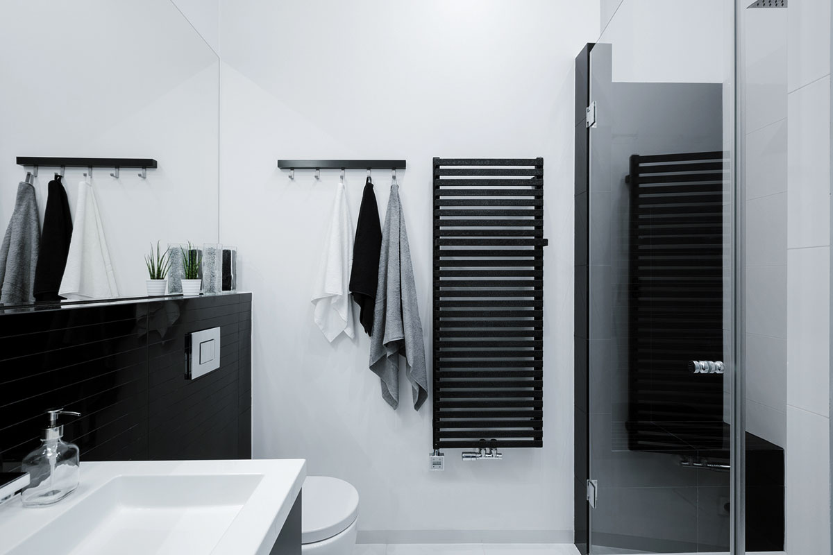 Handtuchheizung für Ihr Badezimmer   Alle Vor  und Nachteile